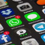 Mobile chat apps